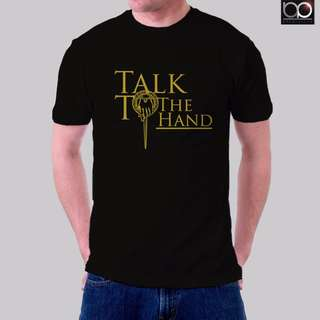 Game of Thrones Tshirt for Men - Hand of the King