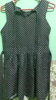 Pulkadot Mini dress