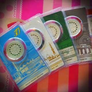 Nubex Silver Coin - 1 Dirham Silver 999 World Mosque