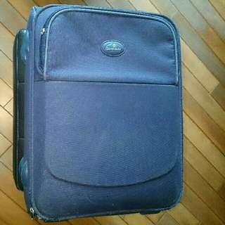 Samsonite 19 inches 2 wheels Cabin Suitcase Luggage Soft Case