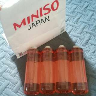 Miniso Rose Essence Toner TWO UNITS LEFT