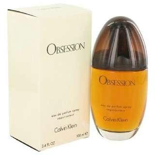 Calvin Klein Obsession Women's 3.4-ounce Eau de Parfum Spray,Fast Shipping