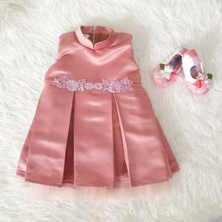 Baby Toddler Kids Party Dress