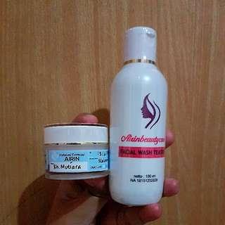 Airin Skincare Buy 1 Get 1 Free (Untuk Kulit Berjerawat)