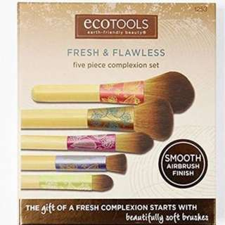 Ecotools Fresh & Flawless 5pc Complexion Brush Set