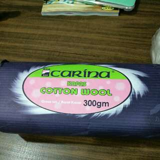 Brand New Cotton Wool - Carina