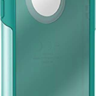 OtterBox COMMUTER SERIES iPhone 6/6s Case - Retail Packaging - AQUA SKY