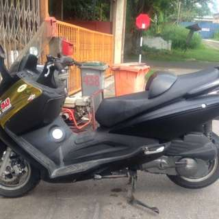 Sym vts 200 2011