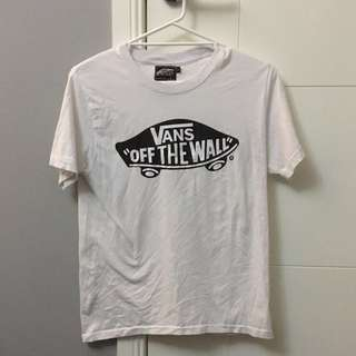 Vans Off The Wall Shirt