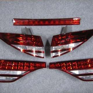 Estima tail lamp 2008