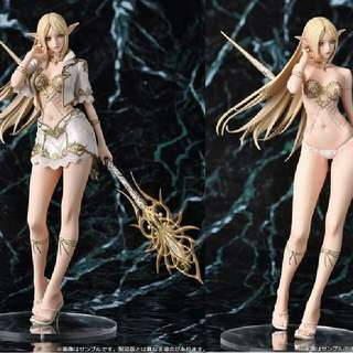 1/7 Lineage 2 天堂2 Elf First Edition (last)