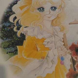 小甜甜的甜美回憶畫集(五十嵐優美子親筆簽名)