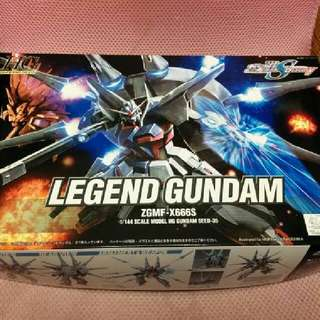 HG 1/144 Legend Gundam