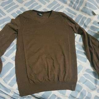 Brown Wool Kathmandu Jumper