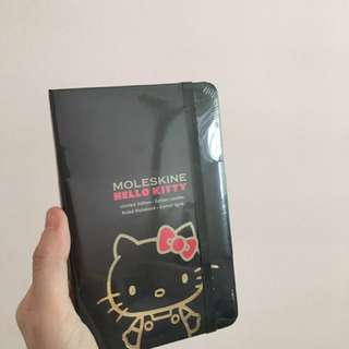 Moleskine Hello Kitty Limited Ed. Notebook