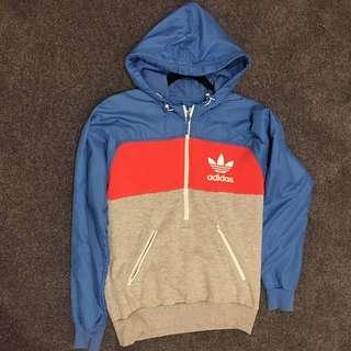 Adidas Tri-colour Hoodie