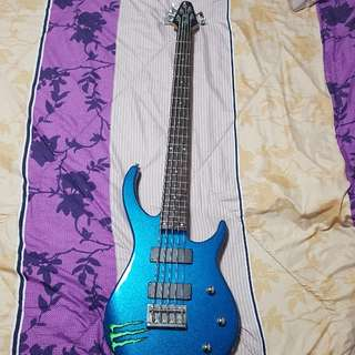 5 String Bass Guitar (Beginner)