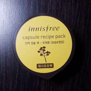 Innisfree Capsule Recipe Pack Canola Honey