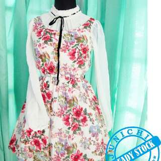 Japan Lolita Cute Dress Igni Blossom Dress