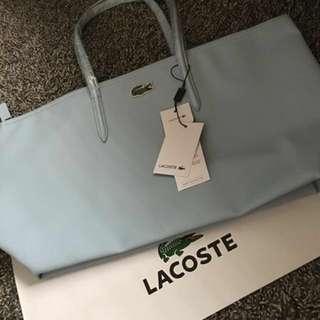 lacoste baby blue color