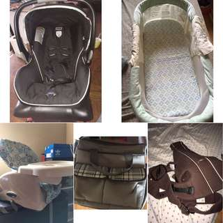 Baby items all for $110