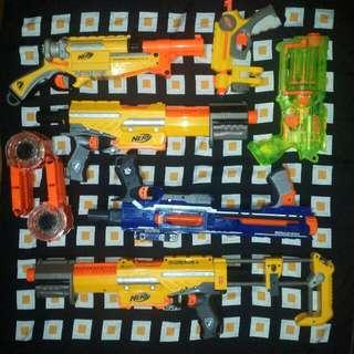 Nerf Gun Blasters