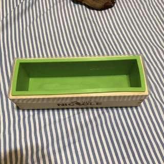 肥皂模含木盒(木盒9*9*28公分)