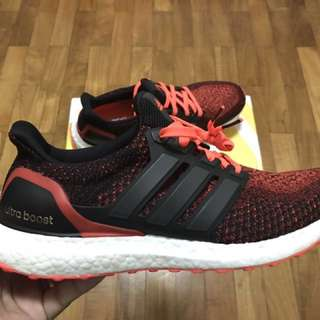 Ultra boost Solar Red 2.0 9US