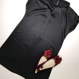SOLD OUT-Black dress from Singapore