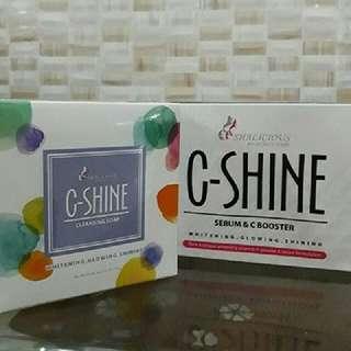 CShine Set Skincare (Free Mailing)