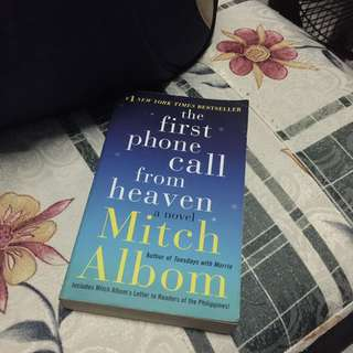 The First Phonecall From Heaven-Mitch Albom