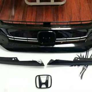 Civic 17 Rs grill