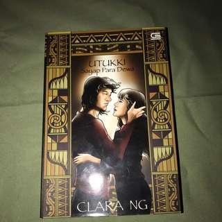 UTUKKI by Clara Ng