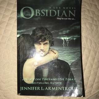 The Lux Series : Obsidian (Buku Satu) by Jennifer L. Armentrout