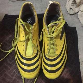 Adidas F50 yellow