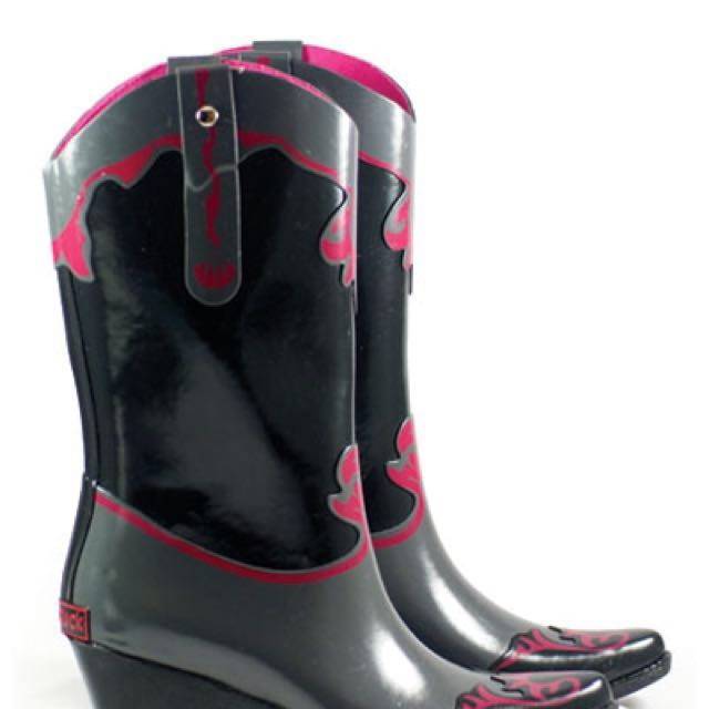 2 PAIRS!! Brand new Pipduck Cowboy boots