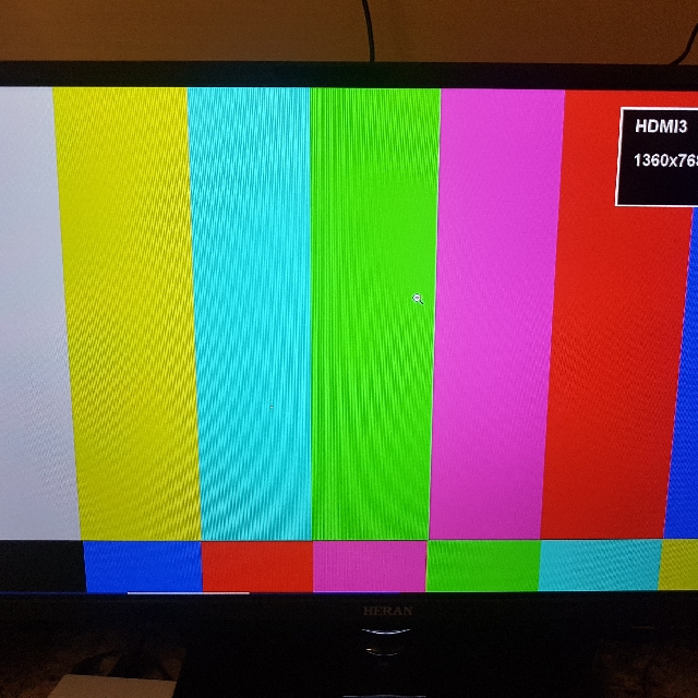 "32"" Flat TV Heran"