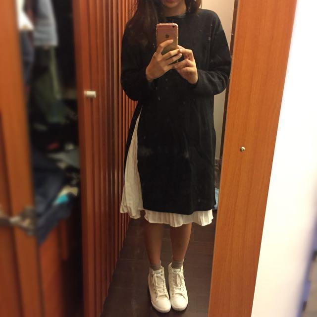 😀全新秋冬兩件式洋裝
