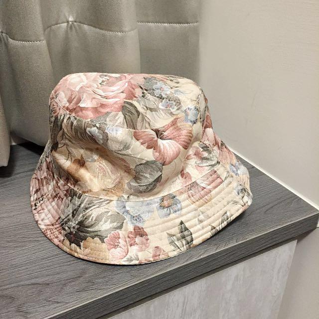 花卉漁夫帽✨