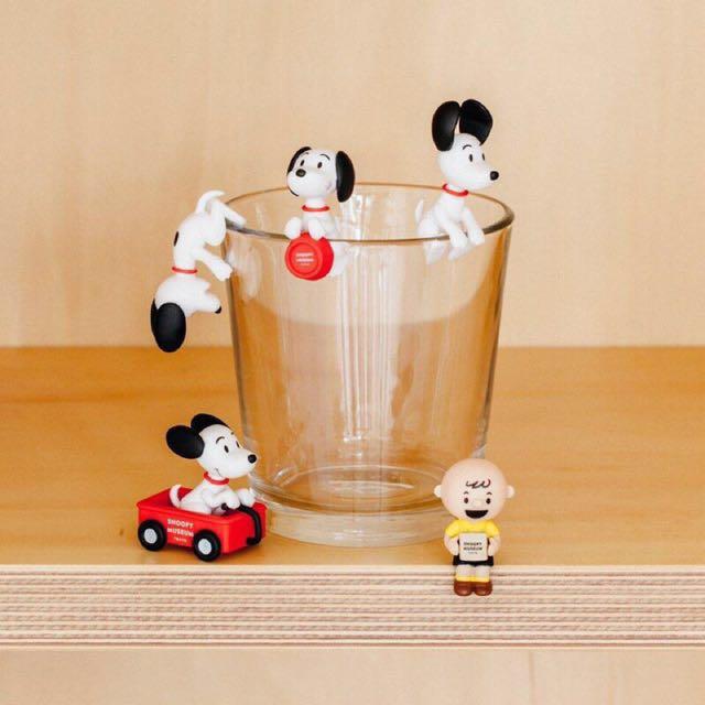 六本木 東京 史努比 博物館 杯緣子 非扭蛋