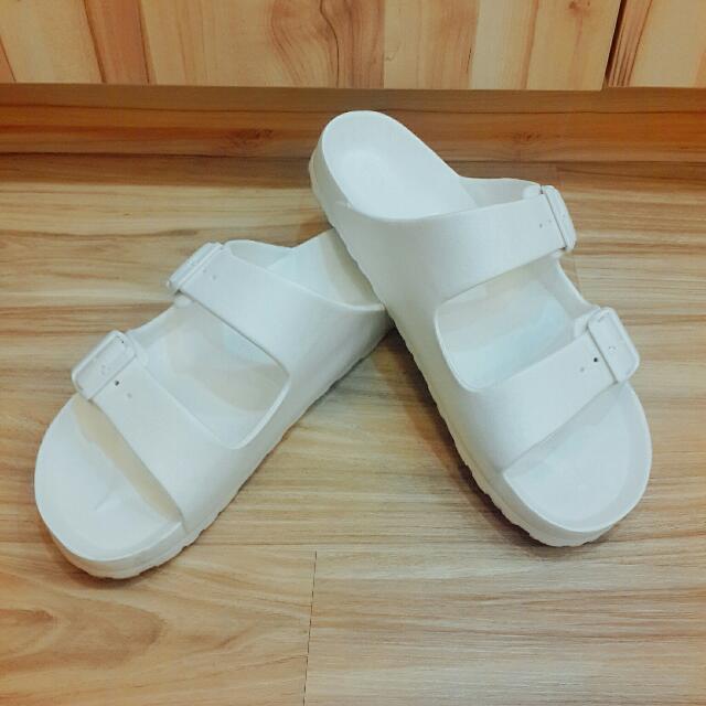 👧【降】女潮拖 情侶拖 柏肯 Life8 輕量 馬卡龍 質感拖鞋