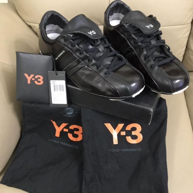 Adidas Y-3 FIELD 運動鞋
