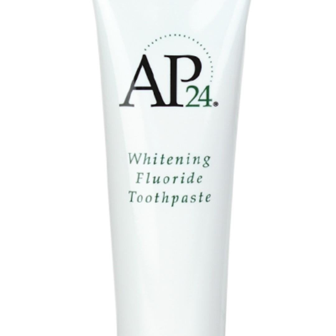 AP24® WHITENING FLUORIDE TOOTHPASTE