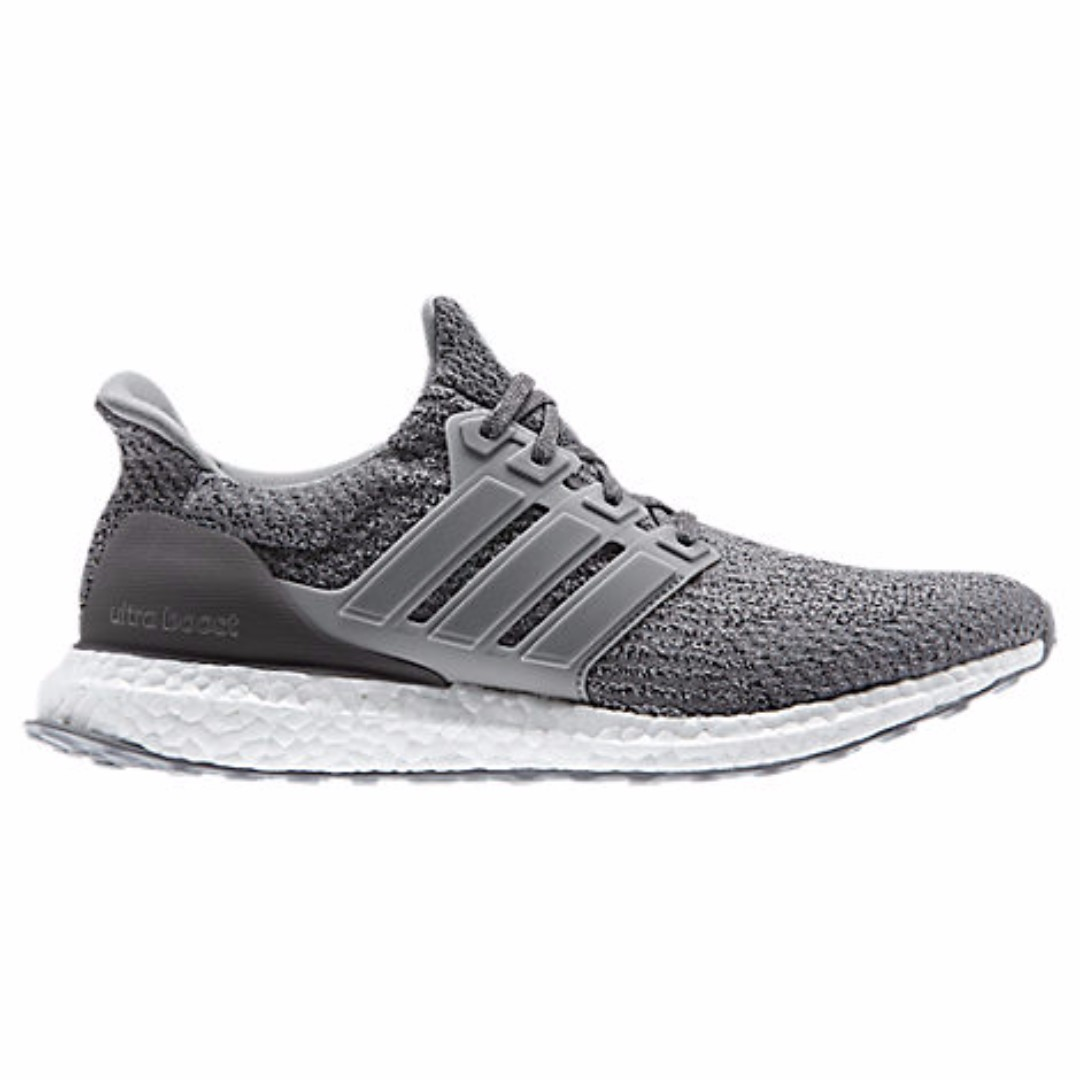 3a5151893 Authentic Adidas Originals Ultra Boost 3.0 (Grey)