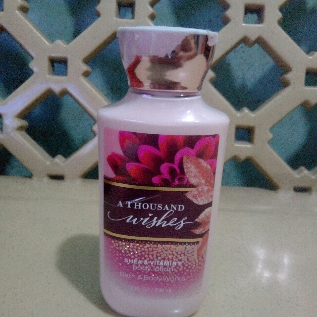 Authentic Bath And Body Works LOTION