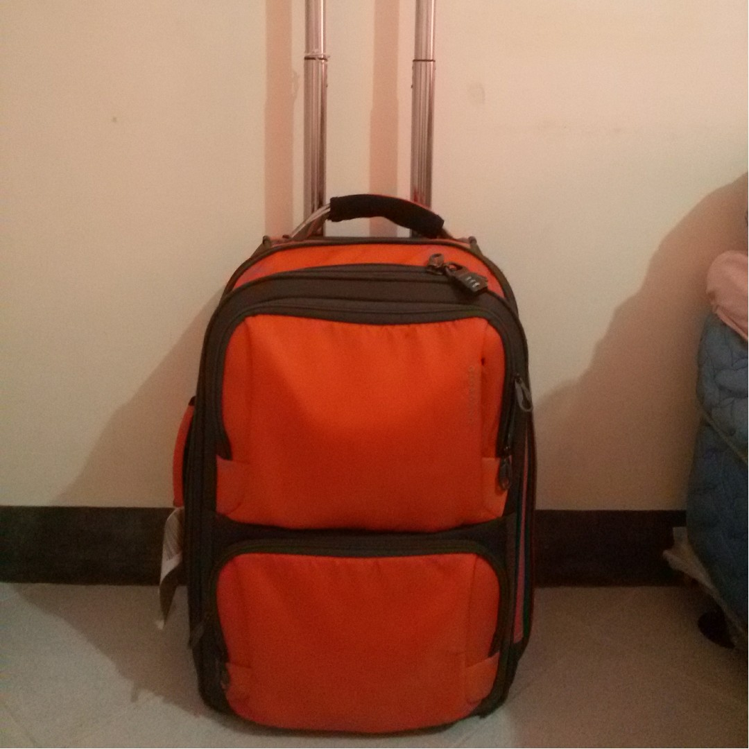 Authentic Giordano Luggage