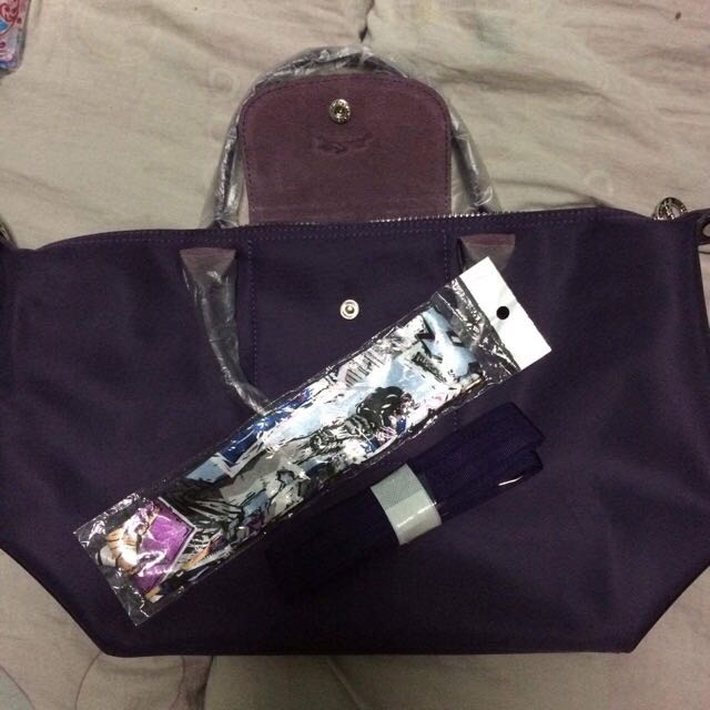 Authentic Longchamp (On Hand)