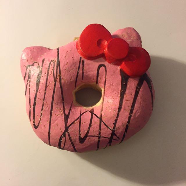 Authentic Sanrio Damaged Donut