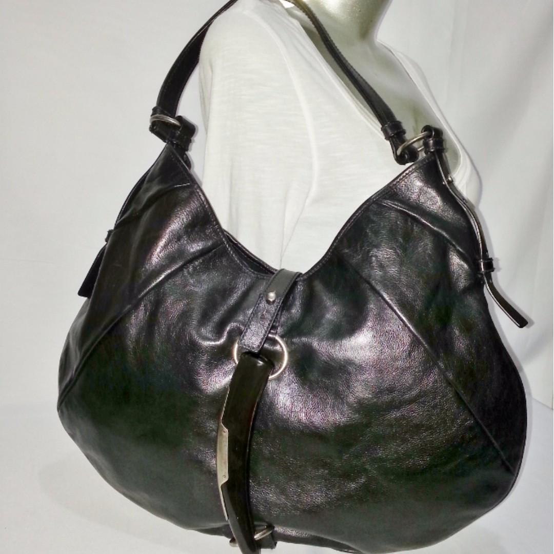 Authentic YSL Mombasa Hobo Bag