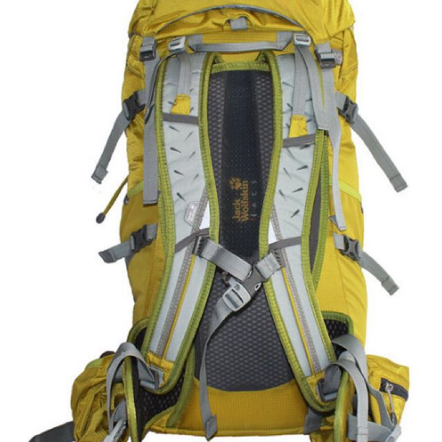cbce935a3e Backpack Jack wolfskin alpine trail 40